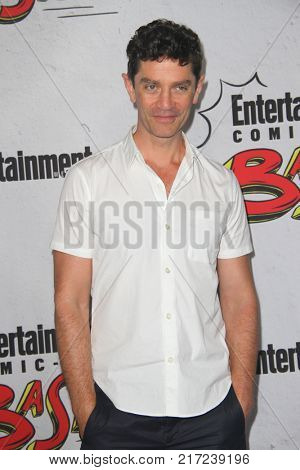 SAN DIEGO - July 22:  James Frain at the Entertainment Weekly's Annual Comic-Con Party 2017 at the Float at Hard Rock Hotel San Diego on July 22, 2017 in San Diego, CA