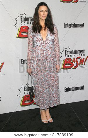 SAN DIEGO - July 22:  Bridget Regan at the Entertainment Weekly's Annual Comic-Con Party 2017 at the Float at Hard Rock Hotel San Diego on July 22, 2017 in San Diego, CA