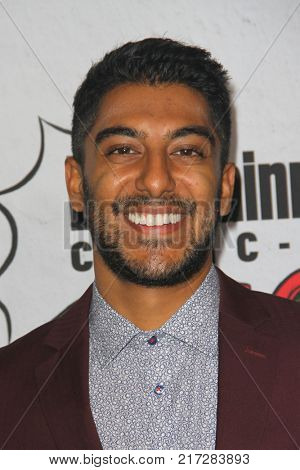 SAN DIEGO - July 22:   Ritesh Rajan at the Entertainment Weekly's Annual Comic-Con Party 2017 at the Float at Hard Rock Hotel San Diego on July 22, 2017 in San Diego, CA