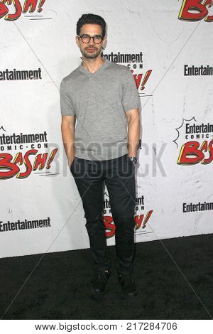 SAN DIEGO - July 22:  Steven Strait at the Entertainment Weekly's Annual Comic-Con Party 2017 at the Float at Hard Rock Hotel San Diego on July 22, 2017 in San Diego, CA