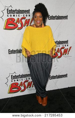 SAN DIEGO - July 22:   Yvette Nicole Brown at the Entertainment Weekly's Annual Comic-Con Party 2017 at the Float at Hard Rock Hotel San Diego on July 22, 2017 in San Diego, CA