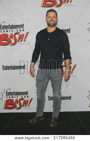 SAN DIEGO - July 22:  Wes Chatham at the Entertainment Weekly's Annual Comic-Con Party 2017 at the Float at Hard Rock Hotel San Diego on July 22, 2017 in San Diego, CA