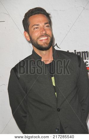 SAN DIEGO - July 22:  Zachary Levi at the Entertainment Weekly's Annual Comic-Con Party 2017 at the Float at Hard Rock Hotel San Diego on July 22, 2017 in San Diego, CA