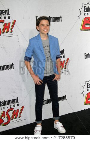 SAN DIEGO - July 22:  Noah Schnap at the Entertainment Weekly's Annual Comic-Con Party 2017 at the Float at Hard Rock Hotel San Diego on July 22, 2017 in San Diego, CA