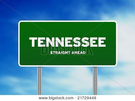 Sinal de estrada de Tennessee