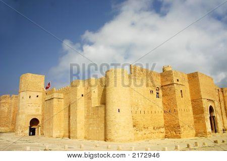 Citadel At Monastir