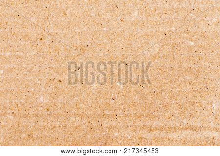 Texture of cardboard. Packing material. The background substrate