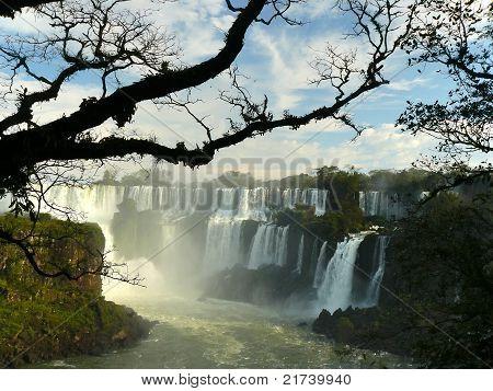 Iguazu Falls, Argentina.