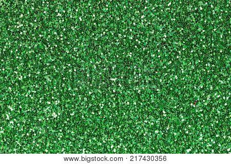 Bright green ethylene vinyl acetate EVA with glitter. High resolution photo. High resolution photo.