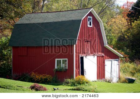 Neighbors Barn