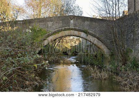 Bow Bridge, Bruton