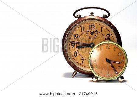 Aged Clocks
