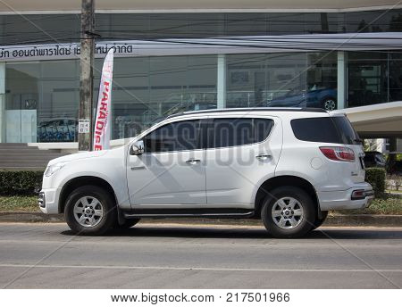 Private Suv Car, Chevrolet Trailblazer