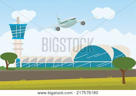 enjoy your holiday travel trip around the world - vector illustration