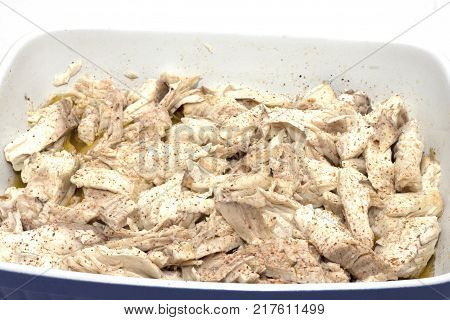 pike fish in white with aromas pike fish in white with aromas