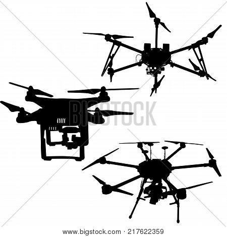 Quadrocopter Images Illustrations Vectors Free