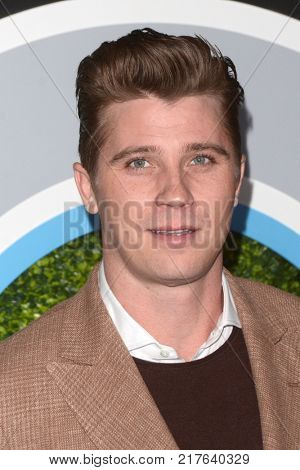 LOS ANGELES - DEC 7:  Garrett Hedlund at the 2017 GQ Men of the Year at the Chateau Marmont on December 7, 2017 in West Hollywood, CA
