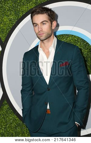 LOS ANGELES - DEC 7:  Chace Crawford at the 2017 GQ Men of the Year at the Chateau Marmont on December 7, 2017 in West Hollywood, CA