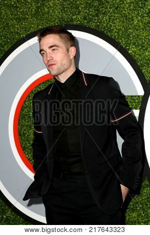 LOS ANGELES - DEC 7:  Robert Pattinson at the 2017 GQ Men of the Year at the Chateau Marmont on December 7, 2017 in West Hollywood, CA