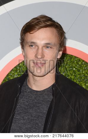 LOS ANGELES - DEC 7:  William Moseley at the 2017 GQ Men of the Year at the Chateau Marmont on December 7, 2017 in West Hollywood, CA
