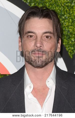 LOS ANGELES - DEC 7:  Skeet Ulrich at the 2017 GQ Men of the Year at the Chateau Marmont on December 7, 2017 in West Hollywood, CA