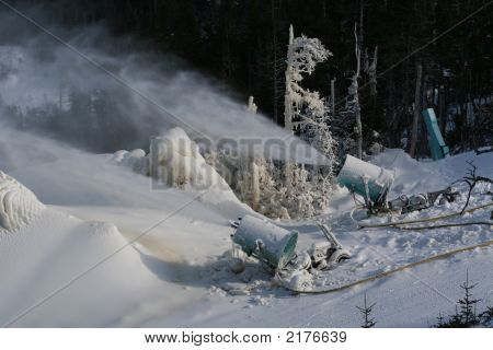 Snow Makers