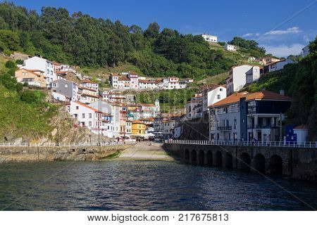 Cudillero - A small town in the coast of Asturias