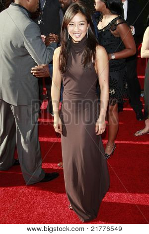 LOS ANGELES - JUL 15: Michelle Kwan at the 2009 ESPY Awards held at the Nokia Theater in Los Angeles, California on July 15, 2009