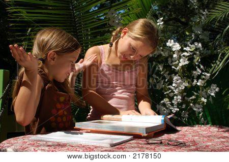 Cute Homework Help
