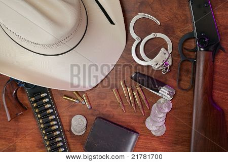 Sheriff's Equipment