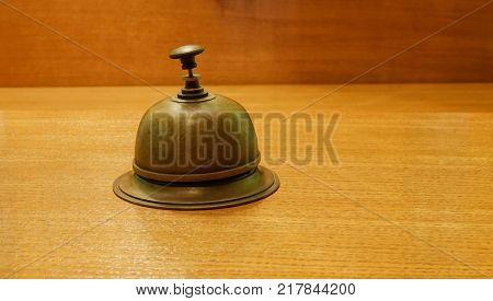 Desk call bell vintage
