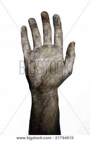 Undead hand