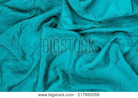 Abstract Background Made Of Cloth.