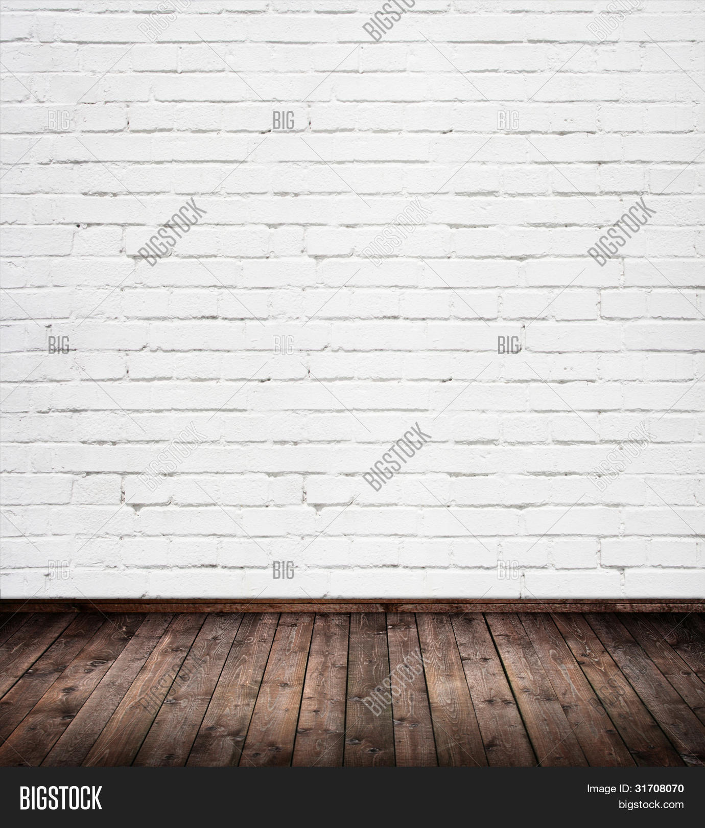 two and image window floor bedroom a white bed shutterstock corner with large photo interior gray wooden illustration of brick stock