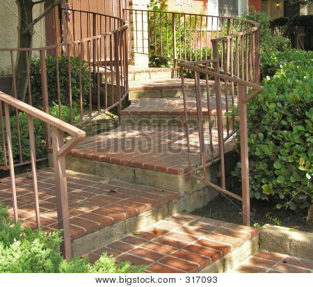 Stair Pathway