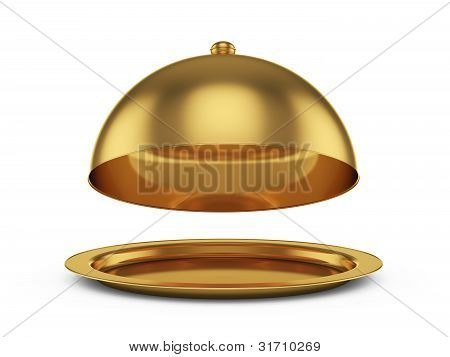 Golden Cloche