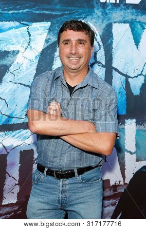 LOS ANGELES - AUG 12: Anthony C Ferrante at the Premiere Of SyFy's