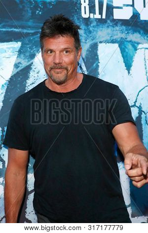 LOS ANGELES - AUG 12: Paul Johansson at the Premiere Of SyFy's