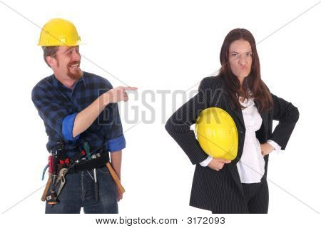 Architect, Architecture, Anger, Angry, Background, Business, Businesswoman, Company, Construction, C