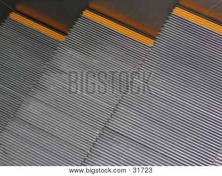 Escalator Steps