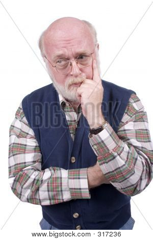 Just A Worried Old Man