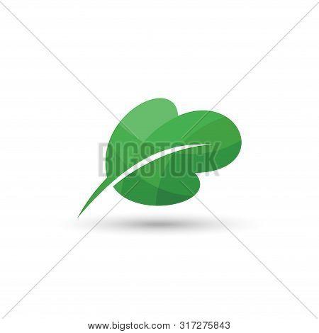 Green Leaf Logo, Green Leaf Vector Eps10, Leaf Icon Vector, Leaf Icon Eps, Leaf Icon Jpg, Leaf Icon