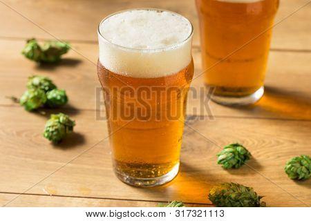 Refreshing Summer Ipa Craft Beer