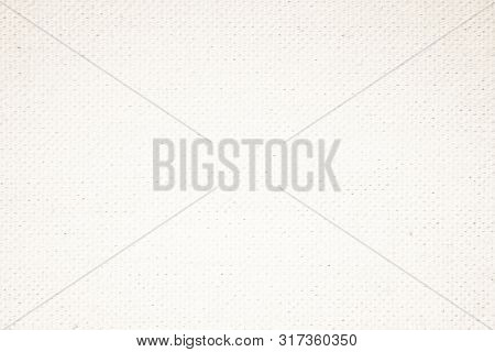 Cream Pastel Abstract Hessian Or Sackcloth Fabric Or Hemp Sack Texture Background. Wallpaper Of Arti