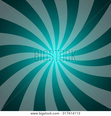 Swirling Radial Background. Vortex Background. Helix Background. Vector Background