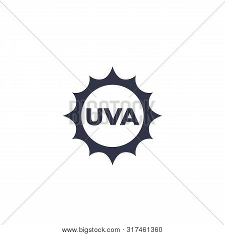 Uva Icon, Vector, Eps 10 File, Easy To Edit