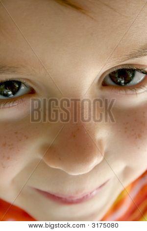 Close Up Boy