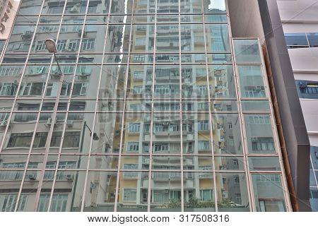 11 Aug 2019  Building At Hong Kong