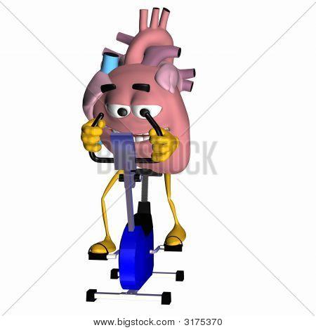 Smiley Aorta - Exercise Your Heart