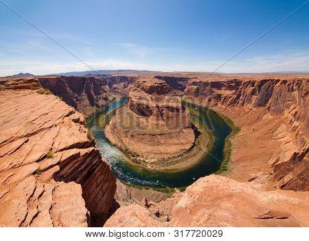 Amazing Horseshoe Bend